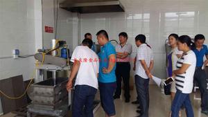 四平干豆腐机器