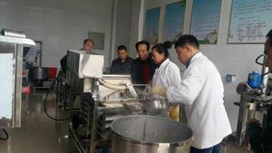 仿手工干豆腐机学习